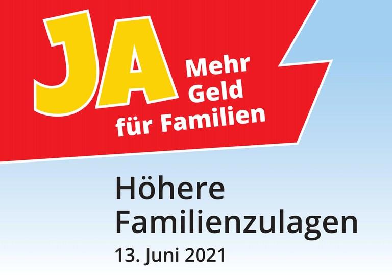 Banner Familienzulage