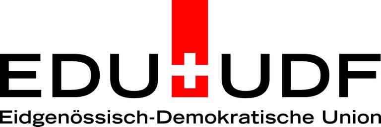 Logo EDU gross (volle Grösse, für Plakate etc. geeignet)