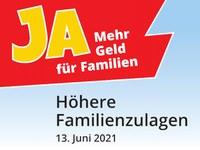 Parolen der EDU zu den kantonalen Vorlagen vom 13. Juni 2021