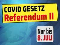 COVID GESETZ Referendum II